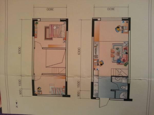 45平米公寓式小复式装修大概要多钱