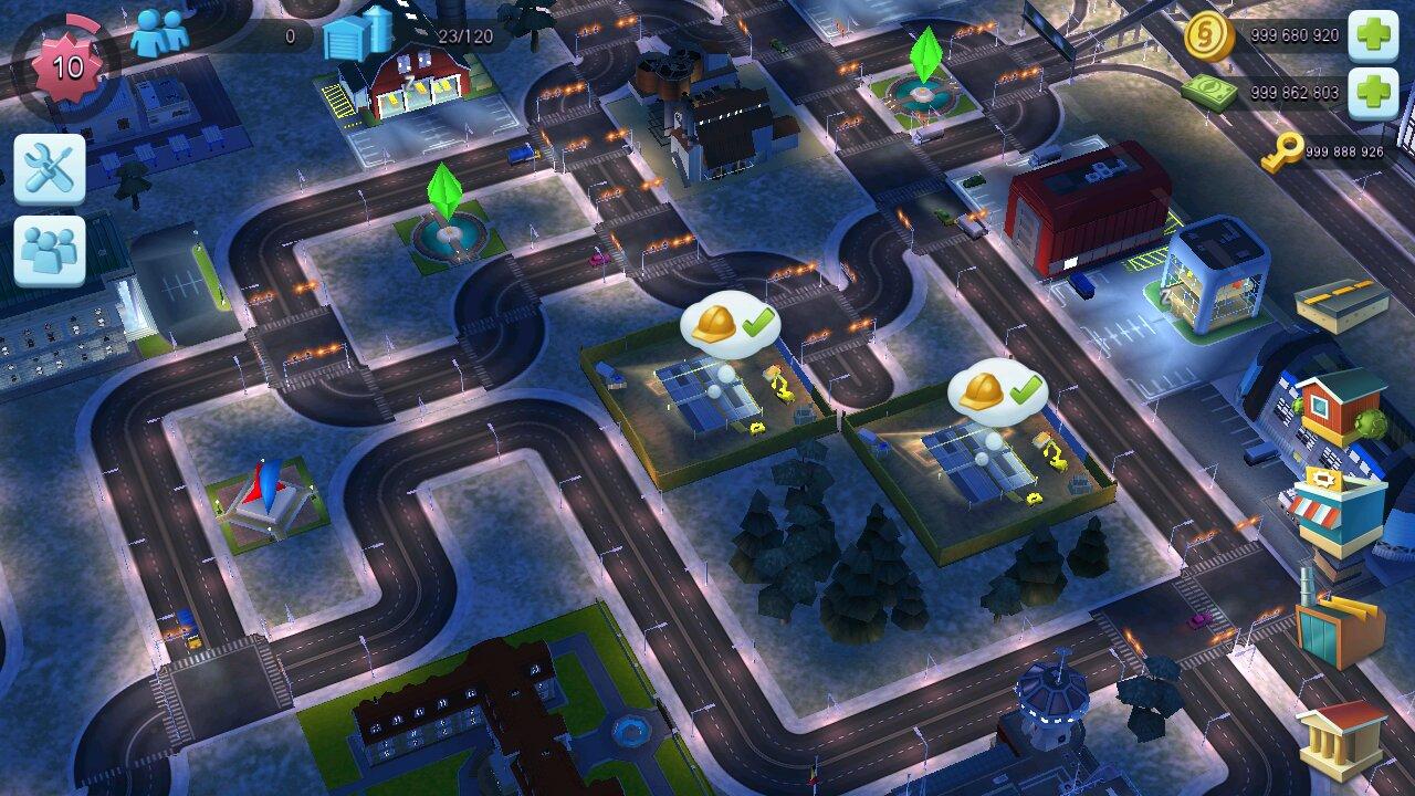 我在玩模拟城市 建造是新手图片
