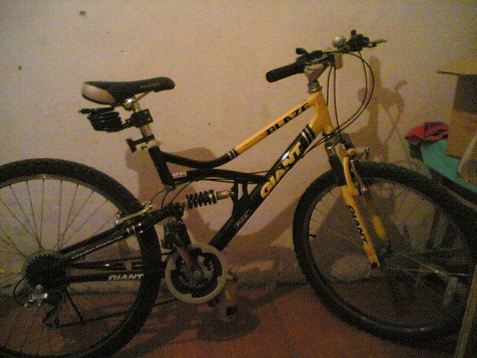 捷安特自行车价格