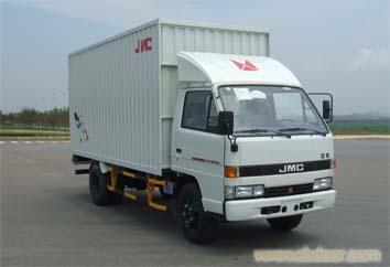 开江铃凯运这种厢式货车需要c1证还需要什么货车资格证么?图片