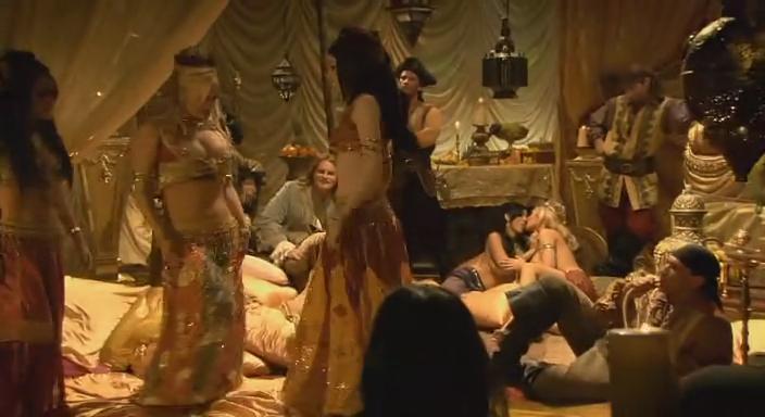 女海盗2:斯塔内蒂的复仇里的这个美女叫啥