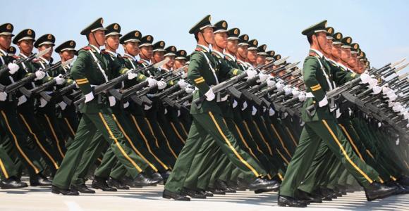 国庆阅兵仪式_国庆阅兵的起源的如何?