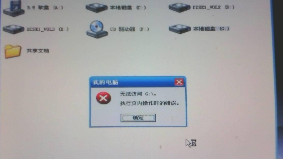 移动硬盘出现数据错误(循环冗余检查)的问题是怎么解决的?