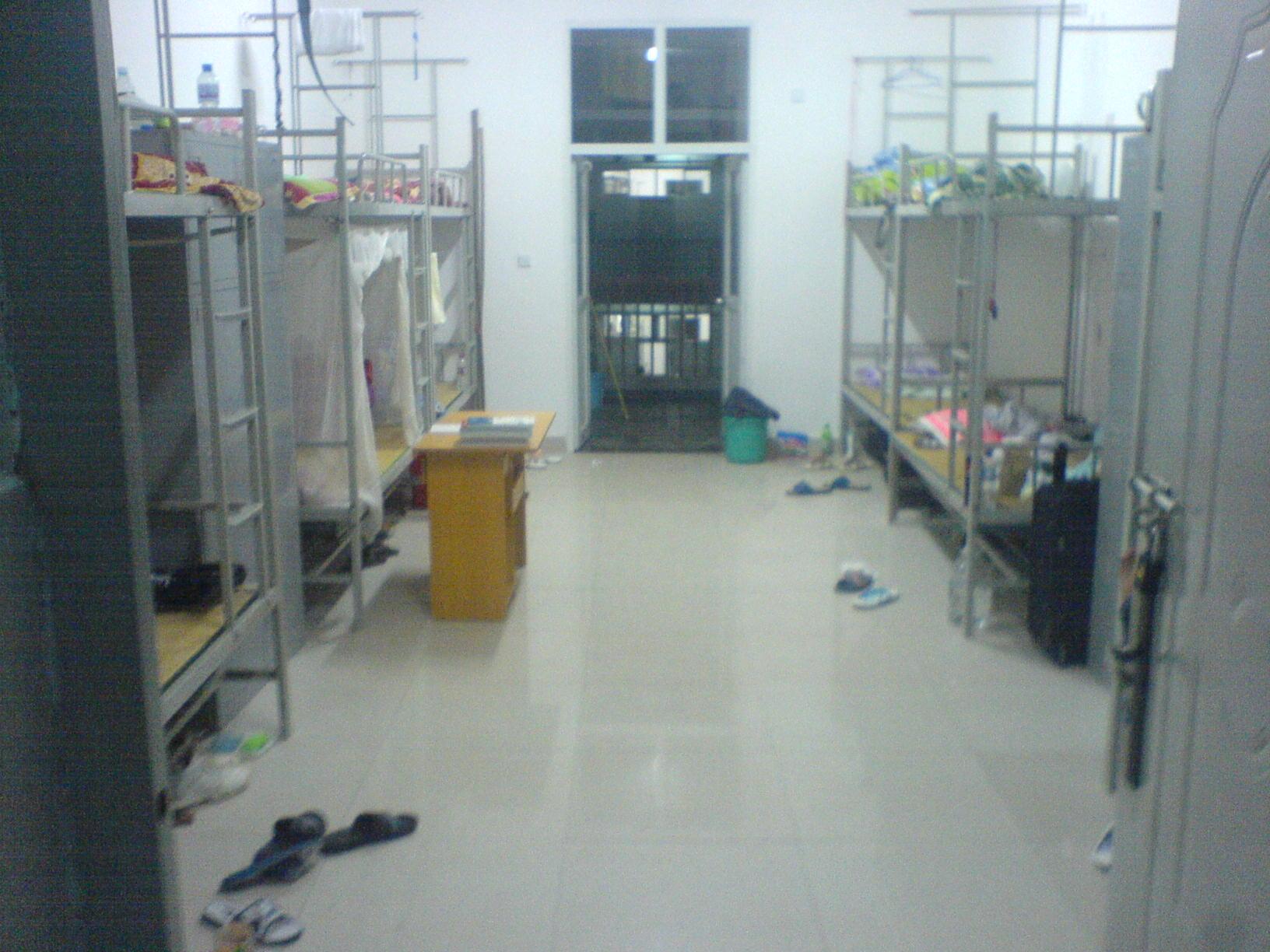 南宁职业技术学院体育系在哪个校区图片