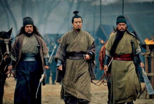 《三国演义》关羽 2010年2月17日演出小品《东游记》.图片