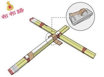 十字制作图纸_古装制作图纸_航模制作图纸_十字 图纸 ...