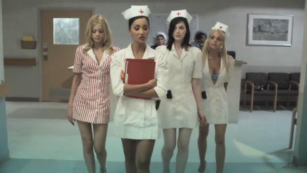 件谁能帮个忙;; 欧美护士