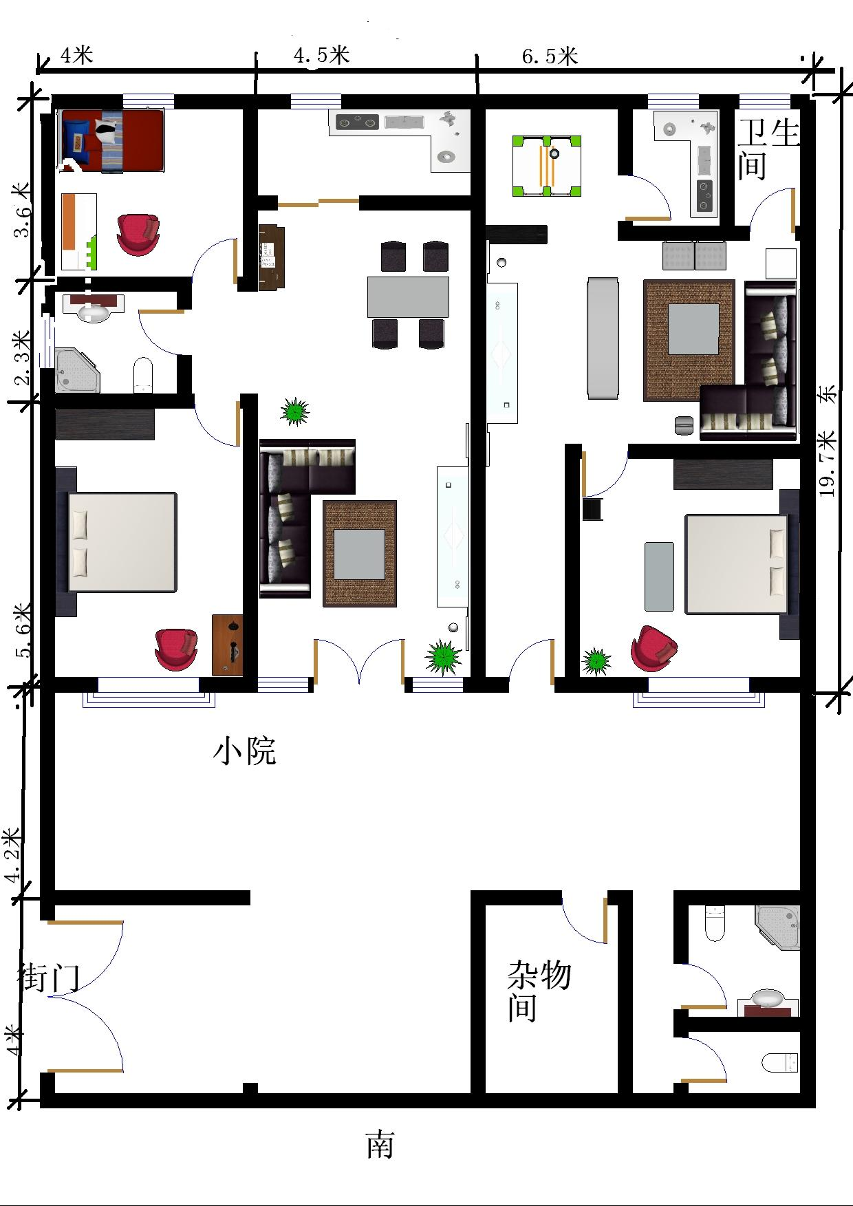 房屋设计平面图_房屋设计平面图立体图_广场设计平面图