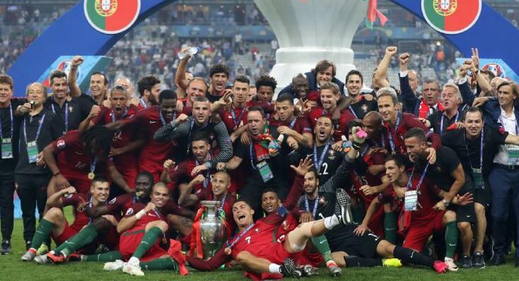 2016年欧洲杯足球谁得了冠军图片