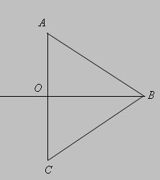 反证法证明垂线段最短