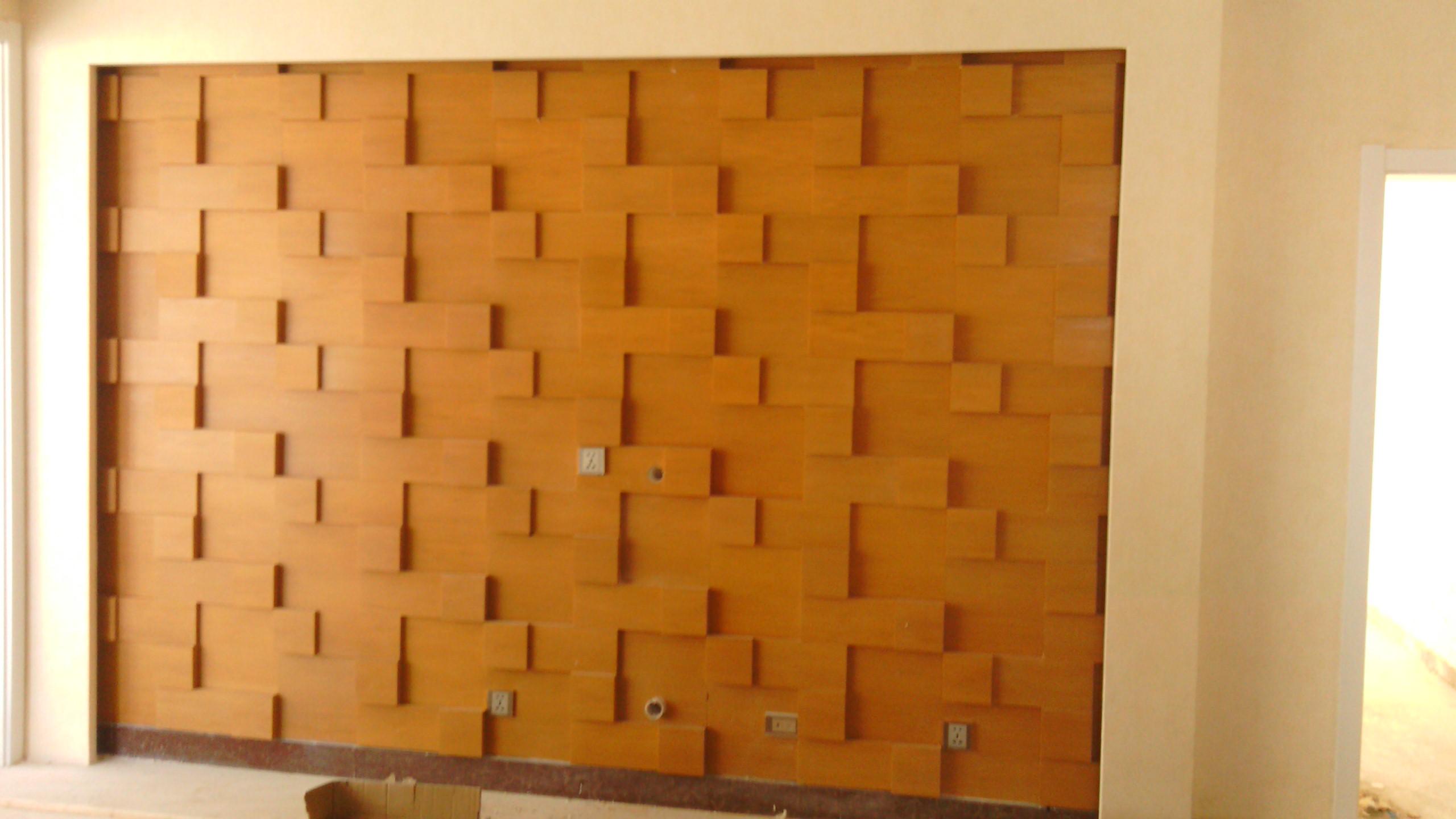 室内墙面装饰材料的种类主要有哪些?图片