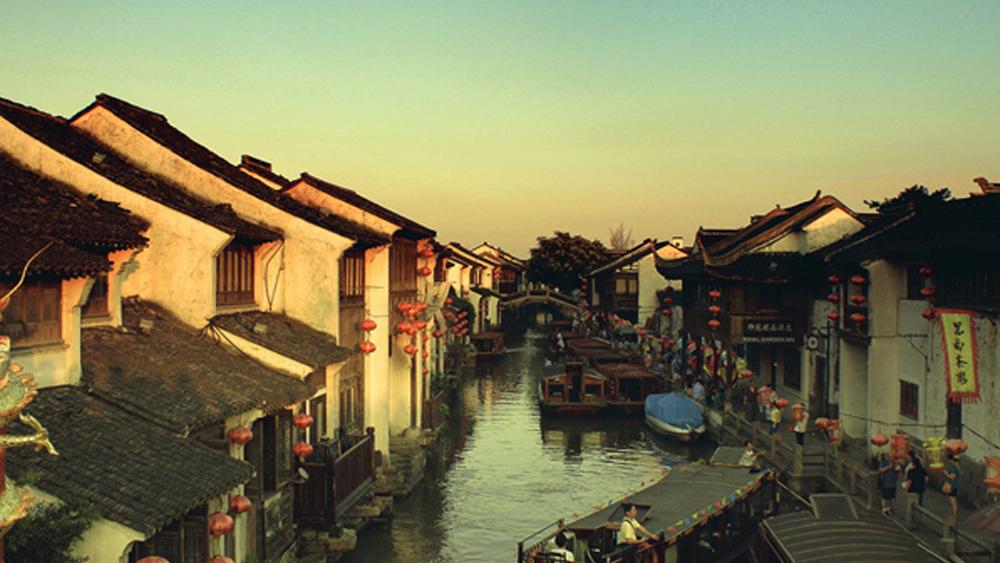 苏州姑苏区旅游景点