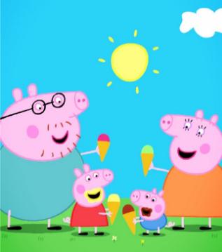 《小猪佩奇》动画片全集98好看吗?图片