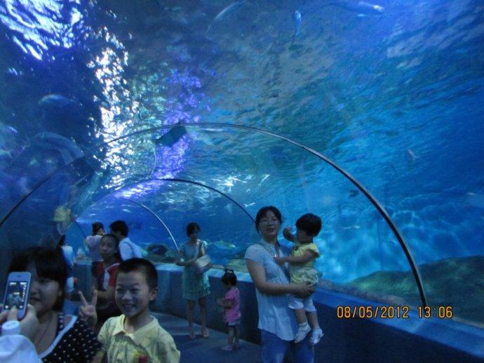 南京海洋馆几点关门