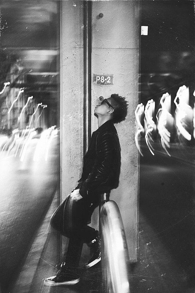 姜gary 抽烟的照片