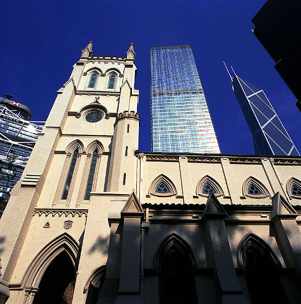 香港圣约翰教堂