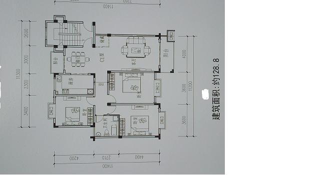 谁有三室一厅楼中楼装修图纸,具体的房型图见下面的图片图片