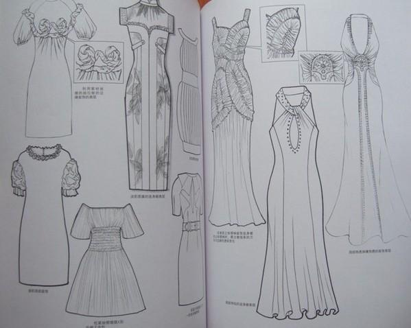 服装结构设计的编辑推荐图片