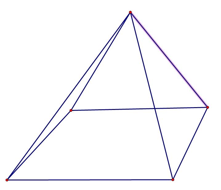 用八根火柴怎么样摆出两个正方形和三个三角形图片