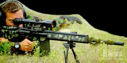 msg90步_msg90军用狙击步枪的介绍