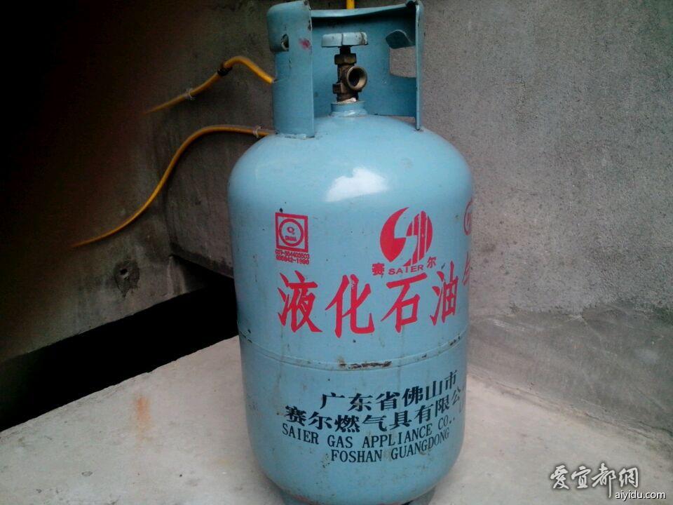 液化气罐的禁用省市图片