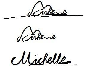 求大神帮我设计好看的英文签名图片