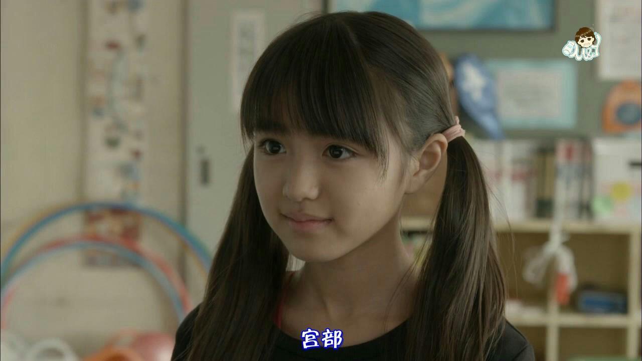 这日本女童星叫什么名字?看着有小杨幂的感觉.这是什么剧里的?图片