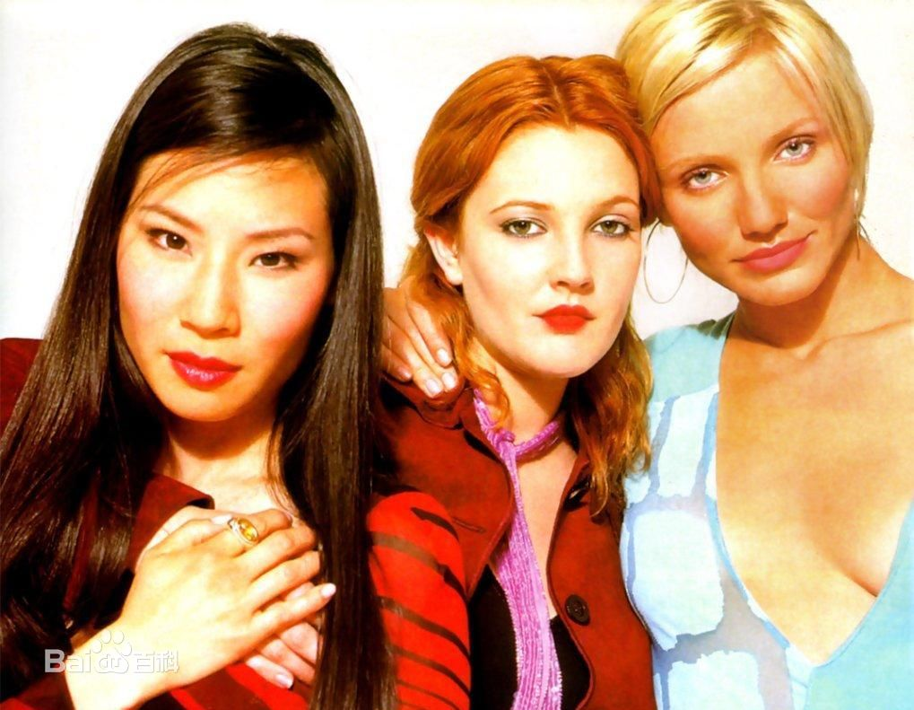 美国有一部电影讲的是三个美女特工