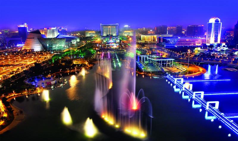 随着华为部分业务从深圳迁往松山湖工业园区,对东莞的经济产生了非常图片