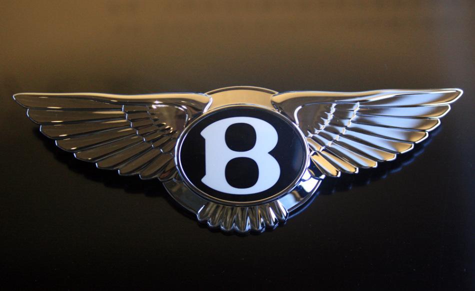 车标一个字母b带翅膀