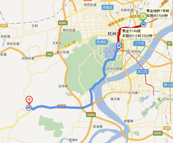 杭州野生动物园如何去