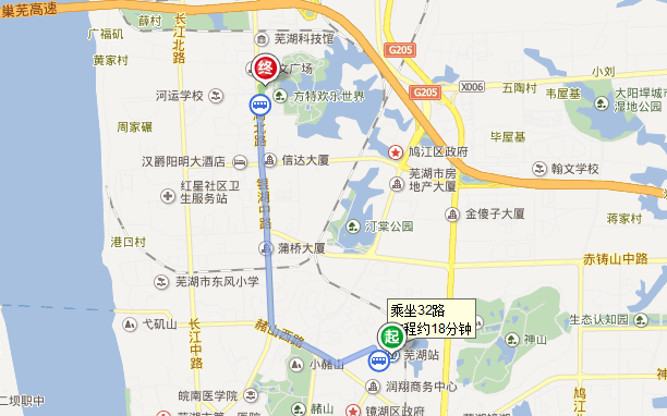 芜湖方特一期地址