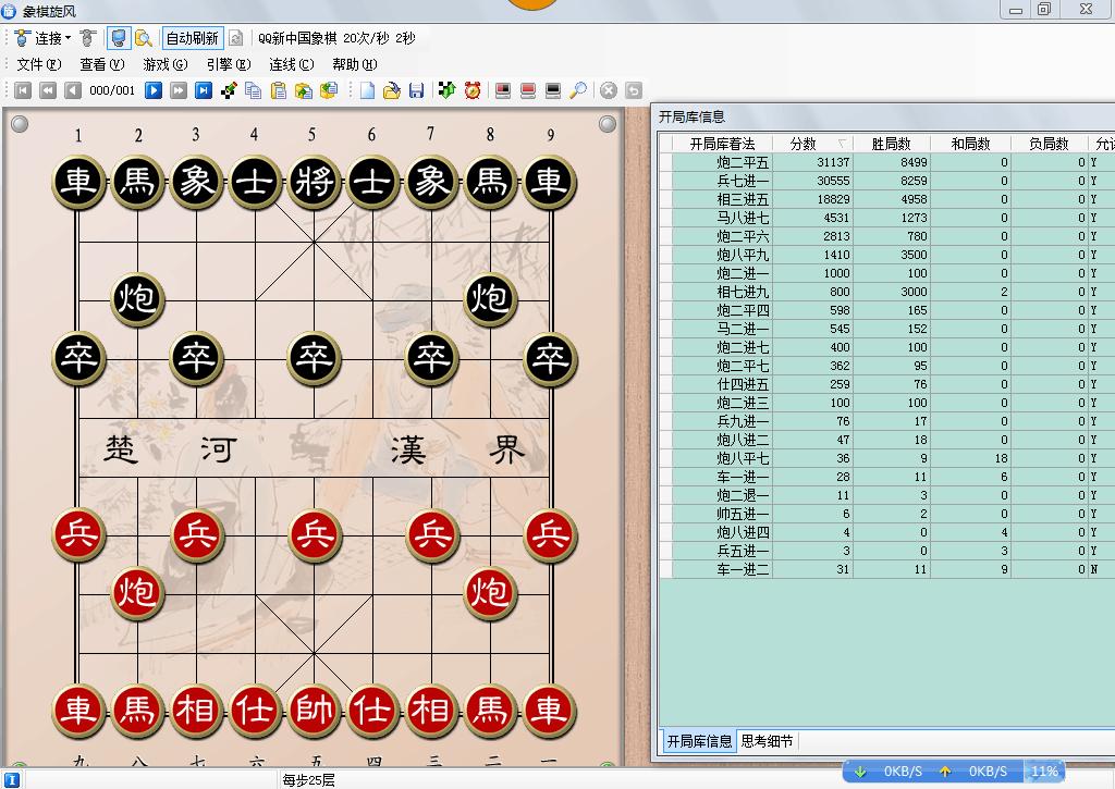 解中国象棋棋谱吖图片
