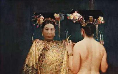 清朝宫女是怎么洗澡的?图片