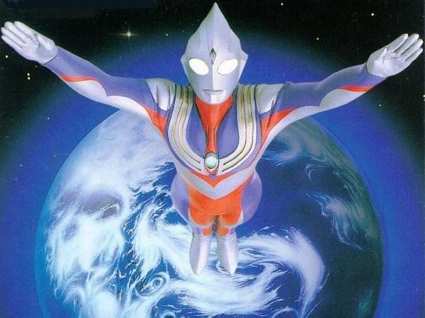 奥特曼全集图片_求精通ps大神在这张图片的天空上ps一个奥特曼