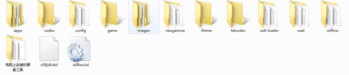 打开硬盘之后的文件夹如图.还需要转换格式吗?