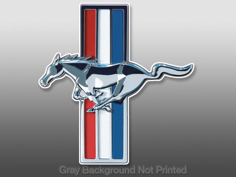 福特野马标志图片_福特 野马 跑车将换新 标志 ;-野马汽车标志高清图片