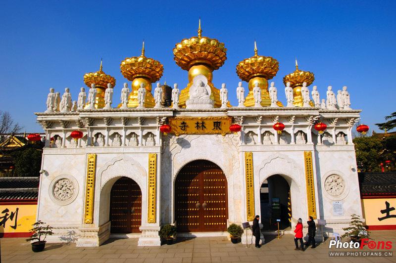 朱泾镇东林寺在哪