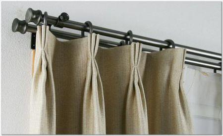网上买窗帘杆找谁装啊+