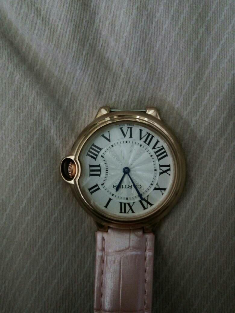 นาฬิกา คา ร์ เที ย ร์