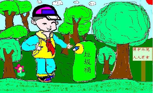 小学生画画主题