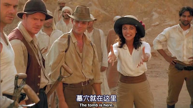 埃及法老王古墓电影大图 有关埃及法老的电影 千万王之王2002电影图片