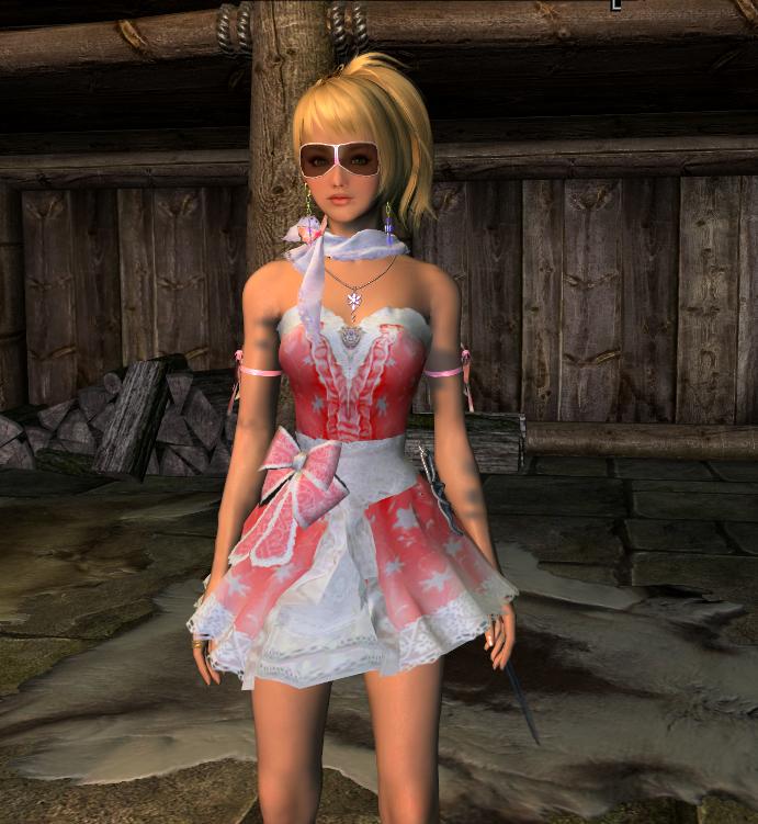 这游戏mod才是主流 下几个美女随从mod