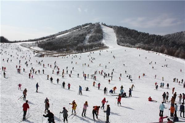 神农架滑雪场开放时间