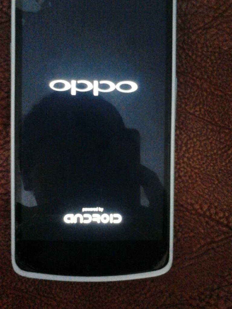 """oppo手机开机总停留在""""精彩在沃""""画面就不动了,开不了图片"""