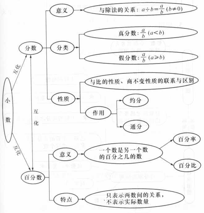数学知识结构图怎么画?说详细点.微信图片
