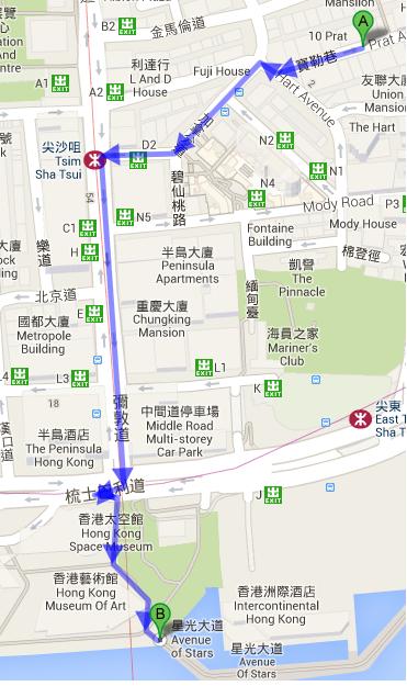 香港维多利亚港酒店