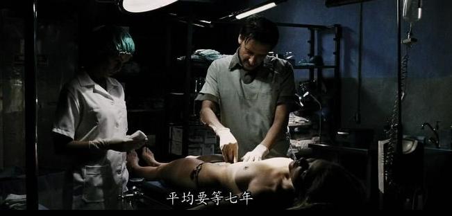 看解剖女人肚孑恐怖片电影?
