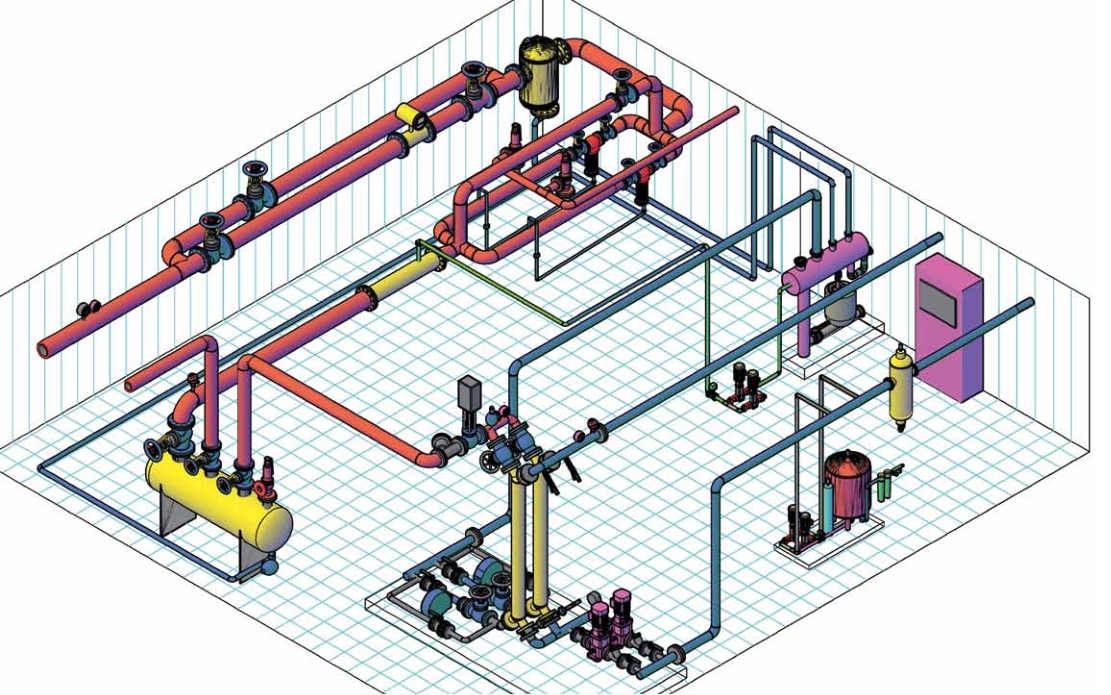 制作三维立体空间图用什么软件?(适用于房屋装修设计)