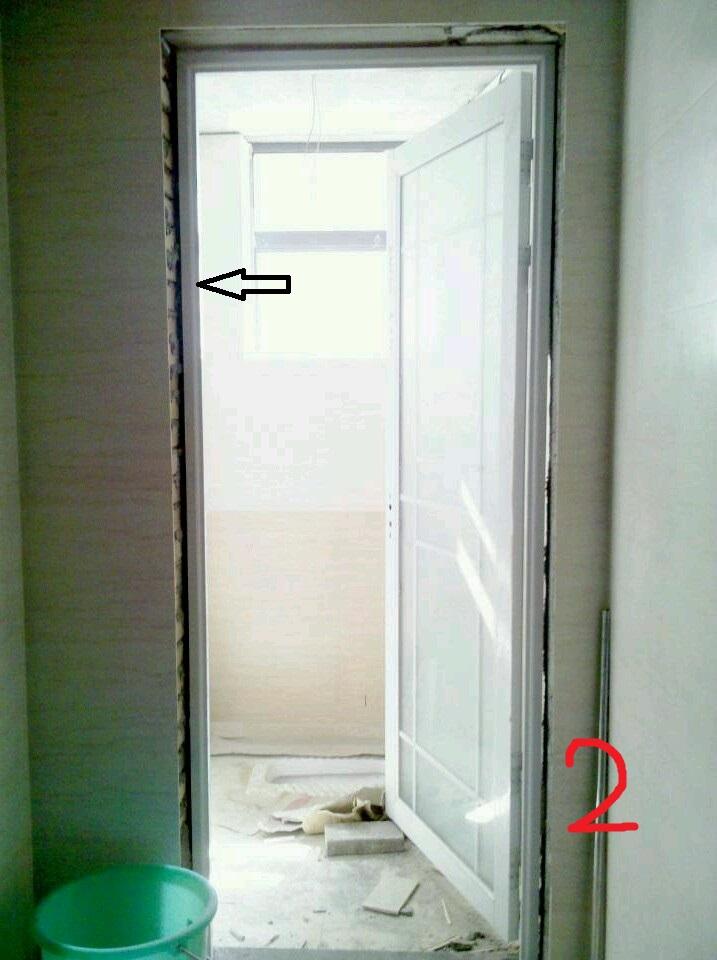 厕所门人体_'就是\'\'2\'\'箭头处的细节图 ——是面对门的左侧 里面(厕所